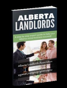 Alberta Landlords Guide 3D Cover