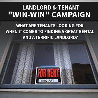 Alberta landlords Alberta Tenants Win Win Campaign